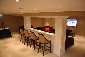 How To Cover A Support Pole In The Basement Add Value Your Home With Debi Collinson