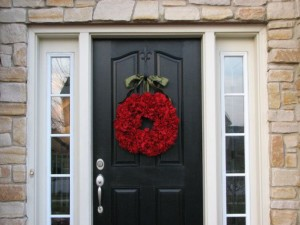 Christmas Wreaths for Your Front Door