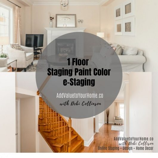 one-floor-staging-paint-color-add-value-to-your-home-debi-collinson