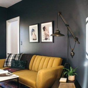 10 Best BLACK PAINT Colors & how to style a black room!